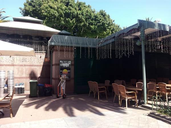 Las instalaciones de la plaza del Charco están cerradas desde el lunes y todavía no hay fecha de apertura.   DA