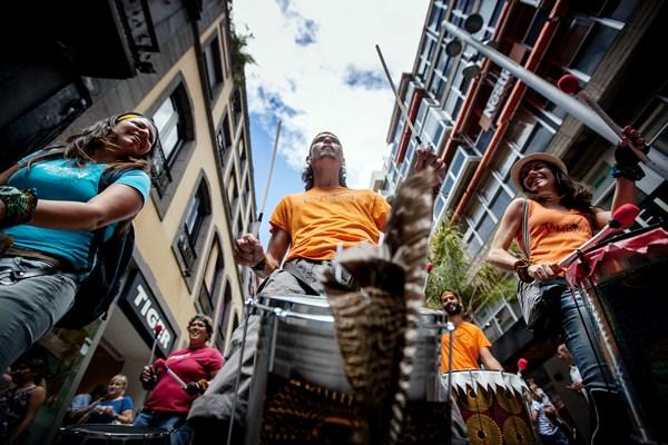 La dinamización de las calles es una de las iniciativas. / A. G.