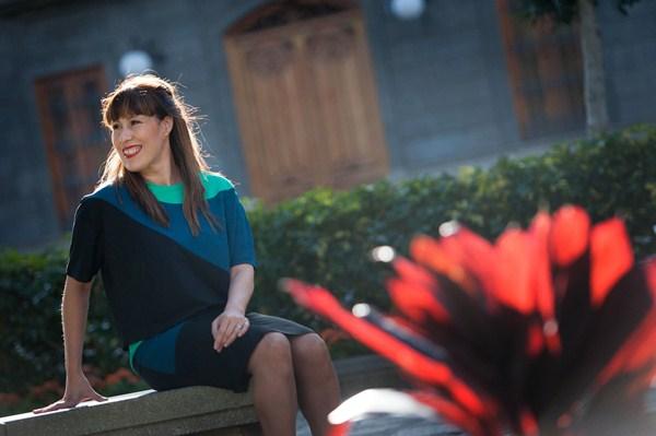 Carmen Gloria González fomenta un aprendizaje integral. / FRAN PALLERO
