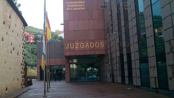 Juzgados de La Laguna