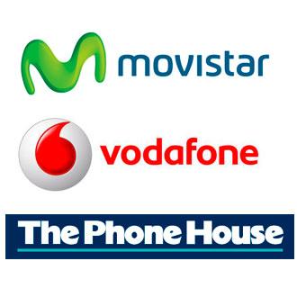 MOVISTAR VODAFONE PHONE HOUSE