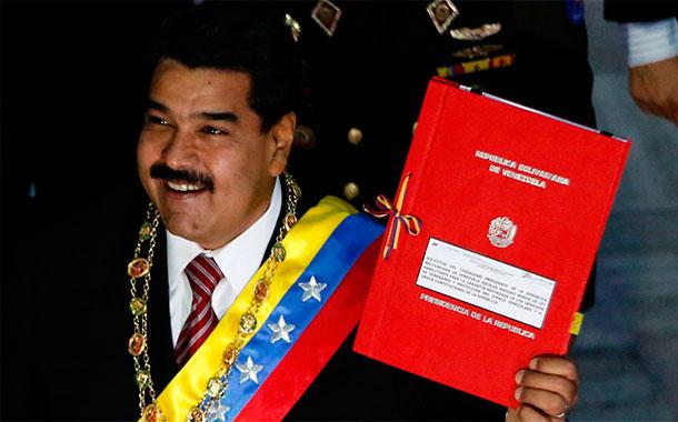NICOLAS MADURO LEY HABILITANTE