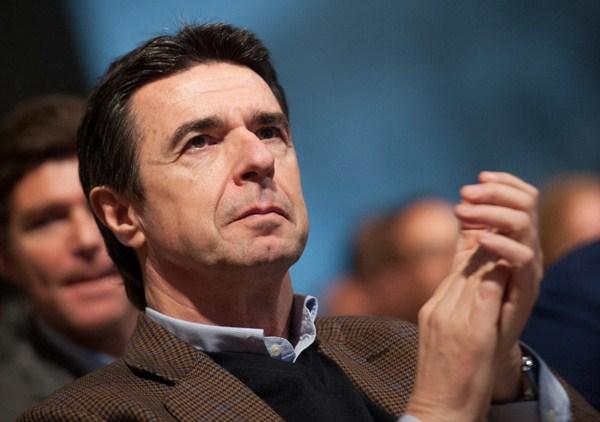 José Manuel Soria, ministro de Industria, Energía y Turismo y presidente del Partido Popular de Canarias. / FRAN PALLERO