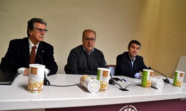 El municipio recupera el cultivo de cereales para consumo humano
