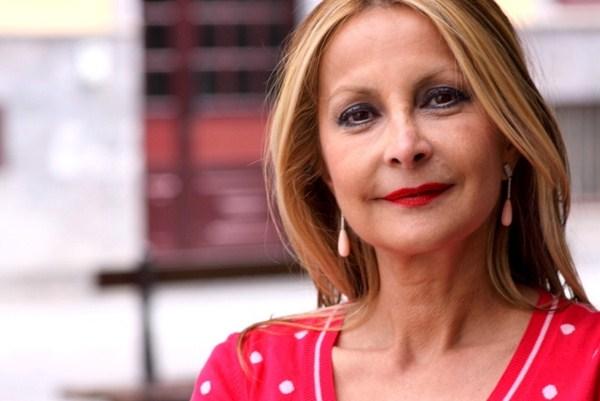 Australia Navarro, candidata del PP a la presidencia del Gobierno de Canarias. / DA
