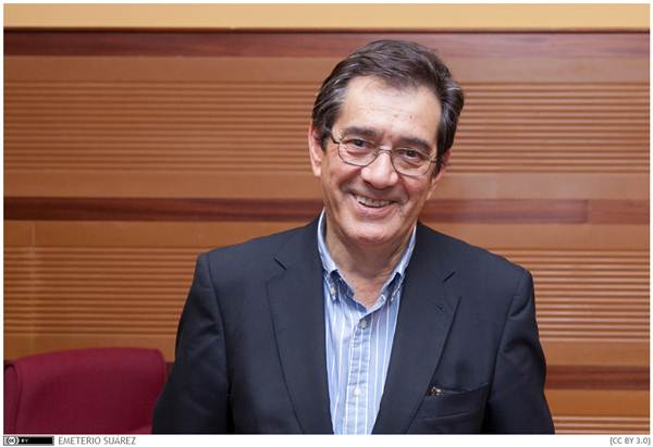 Antonio Martinón.   EMETERIO SUÁREZ