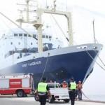 1.- Incendio en el Puerto. / CIRENIA VICO (CA)