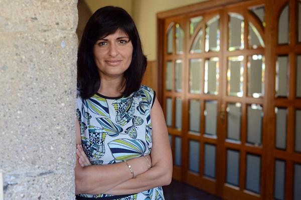 Carmen Luisa Castro aspira a seguir gobernando en Güímar y confía en sacar mayoría absoluta. / DA