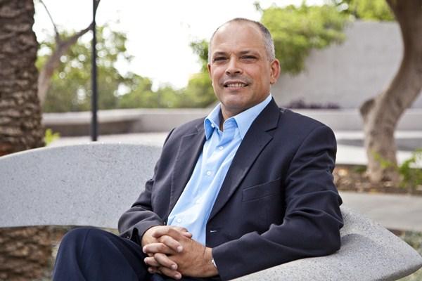 Javier Mederos, candidato de Coalición Canaria a la alcaldía de Güímar. / DA