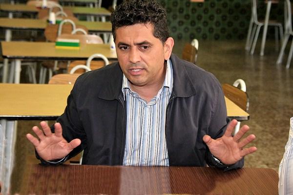 El candidato Manuel Correa está acusado de prevaricación y sigue a la espera de juicio oral. / M.PÉREZ