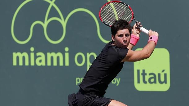 Carla Suarez tenis Miami