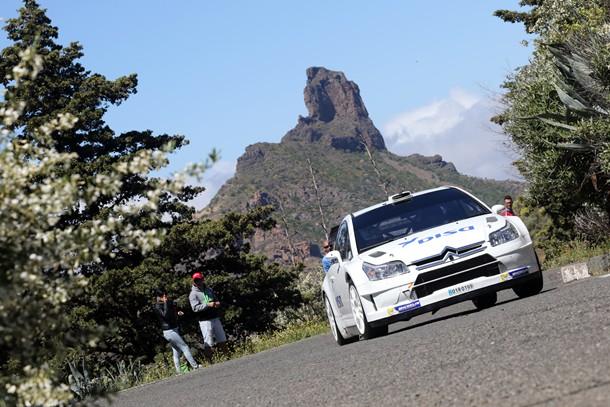 Los Citroën C4 WRC serán pilotados por Juha Kankkunen y Didier Auriol. |DA