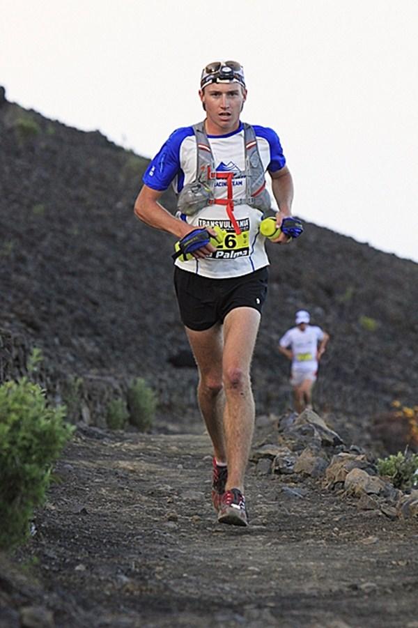 El corredor norteamericano del Salomon Running. / DA