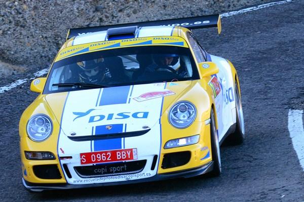 sm Enrique Cruz Porsche Rally Villa de Adeje