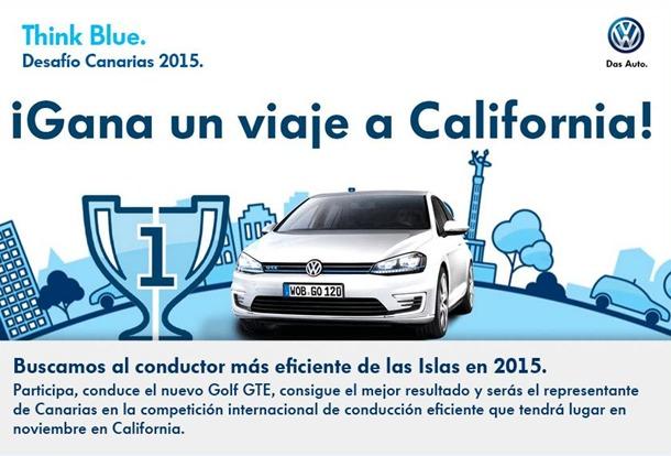 Desafío Think Blue Canarias 2015