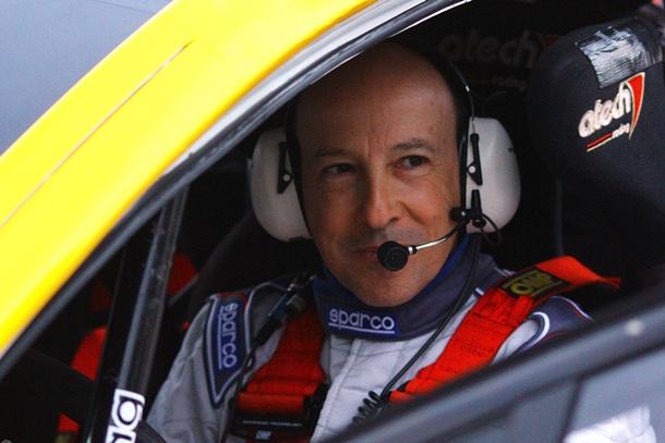 Didier Auriol, con el Citroën C4 WRC, lidera el Rally Islas Canarias. | DA