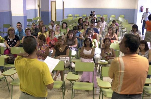 Las pruebas se harán en el Campus de Guajara de la ULL. / DA