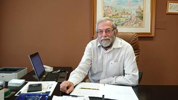 El doctor Ángel Noguerales es el coordinador del Paime en el Colegio de Médicos de Tenerife. | COMTF