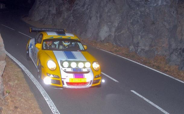 Enrique Cruz y Ariday Bonilla (Porsche 991 GT3)