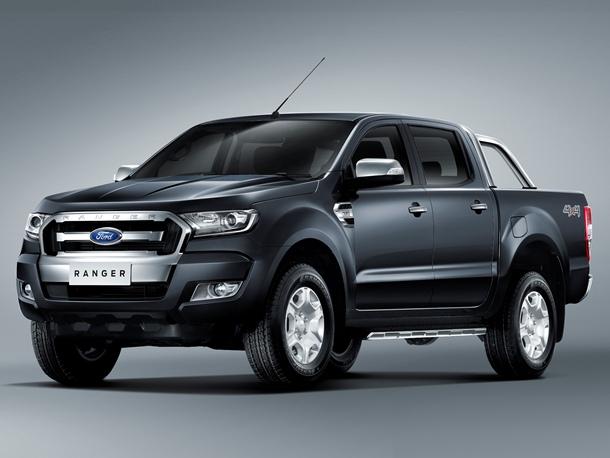 Ford Ranger. | DA