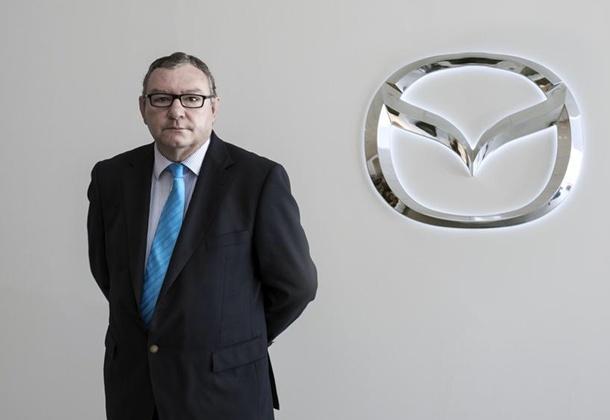 Francisco Trujillo, nuevo Jefe de Ventas en Tenerife de Mazda Canarias. |DA