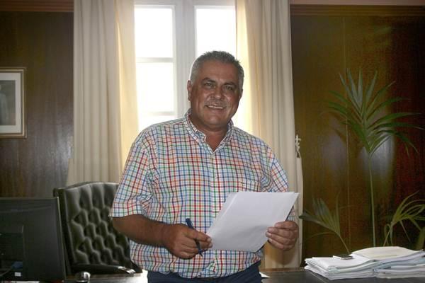González Cejas apuesta por las energías limpias en el municipio. | DA