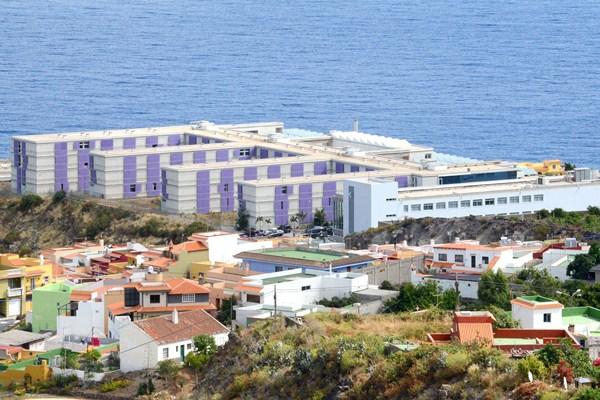 El Hospital del Norte fue inaugurado hace ya más de nueve meses. / S. M.