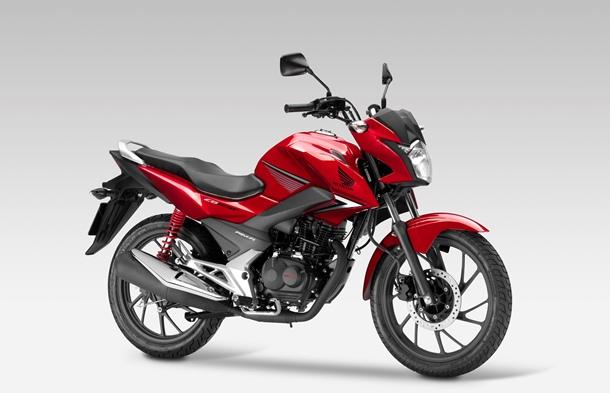 Honda CB125F 1