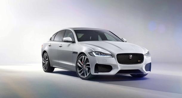 Nuevo Jaguar XF. | DA