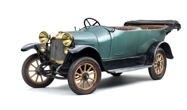 Lautin & Klement Typ SO/200 de 1921. | DA