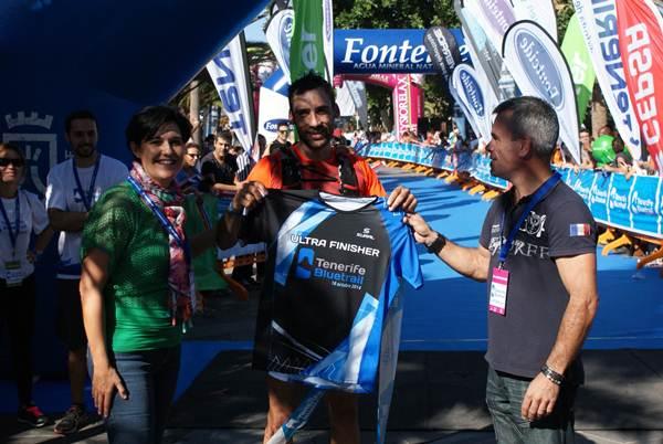 La edición de 2014 contó con la participación y victoria de Luis Alberto Hernando. | DA