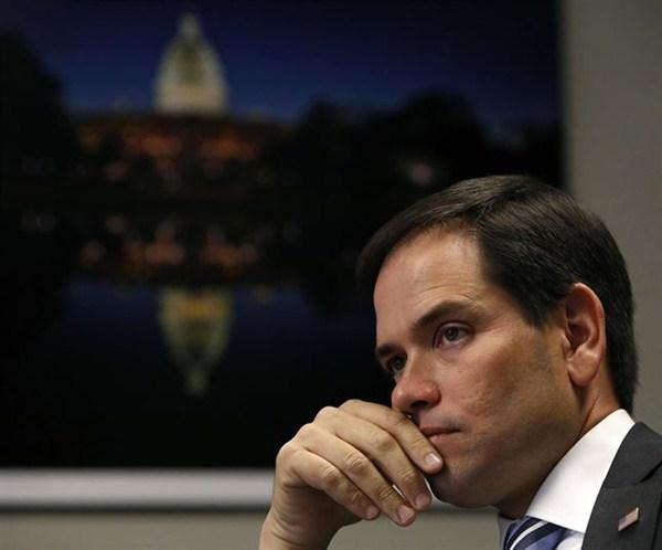 Marco Rubio es candidato a las primarias del Partido Republicano. / EP