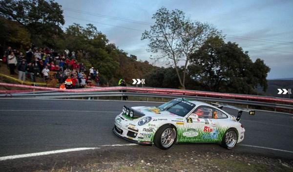 Los campeones de España, Sergio y Diego Vallejo (Porsche 997 GT3 Cup Rally), llevarán el número 1. / DA