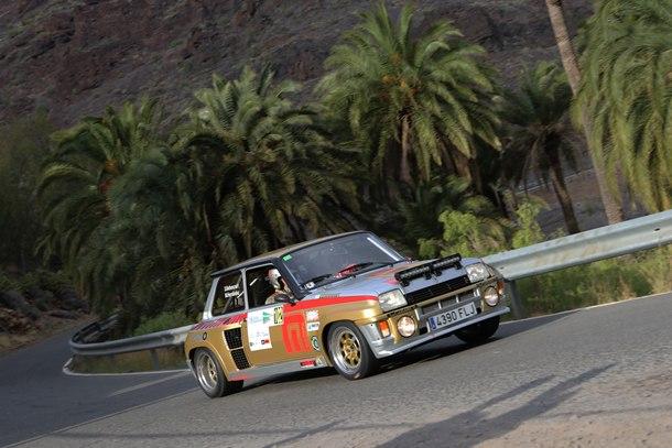 Manolo Hernandez Regularidad Sport 39 Rallye Islas Canarias