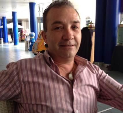 Manuel Pollán, el demandante. | DA