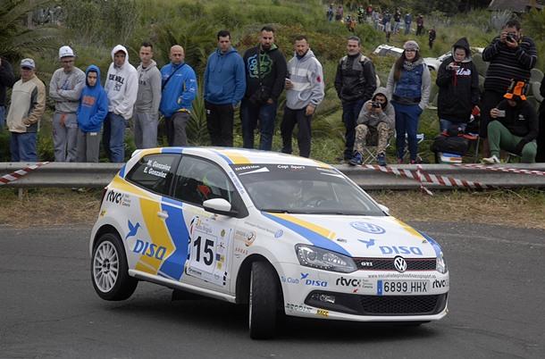 González (VW Polo GTI)