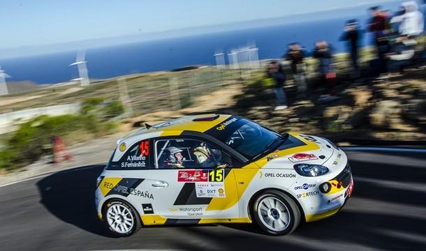 Hoy cierre de inscripciones en el Rallye Villa de Adeje Tenerife Trofeo Cicar