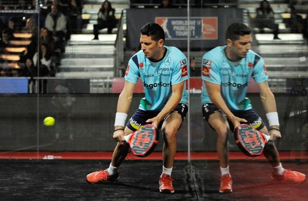 Tito Allemandi cayó junto a Miguel Lamperti por descalificación en cuartos de final. / WPT