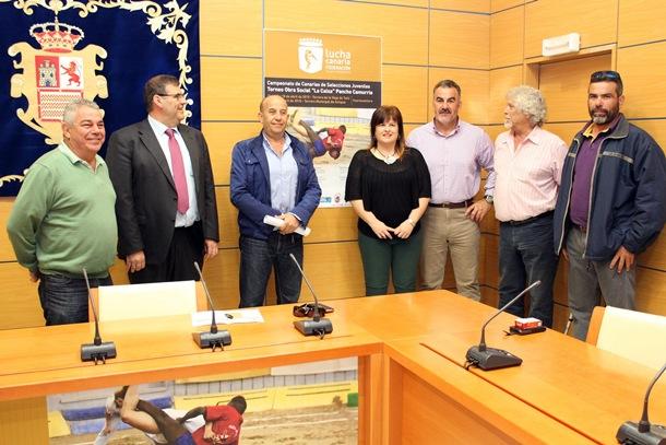 Presentación del Torneo Pancho Camurria en Fuerteventura. | DA