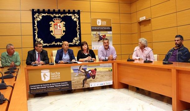 El Torneo Pancho Camurria se celebrará por primera vez en Fuerteventura. | DA
