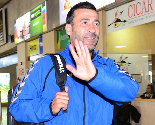 El técnico aragonés está cumpliendo con los objetivos marcados. / S. M.