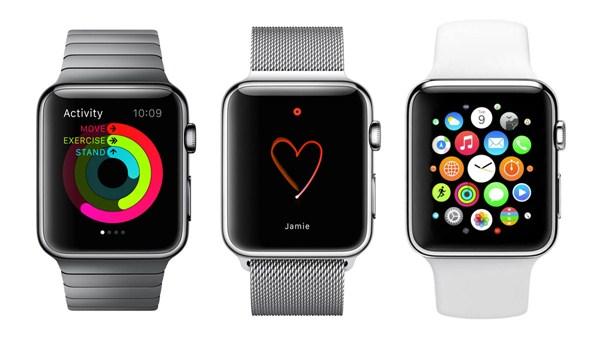 Apple watch. / DA