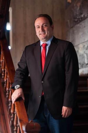 Ricardo Fernández de la Puente, de una manera u otra, siempre ha estado vinculado al sector turístico. | F. P.