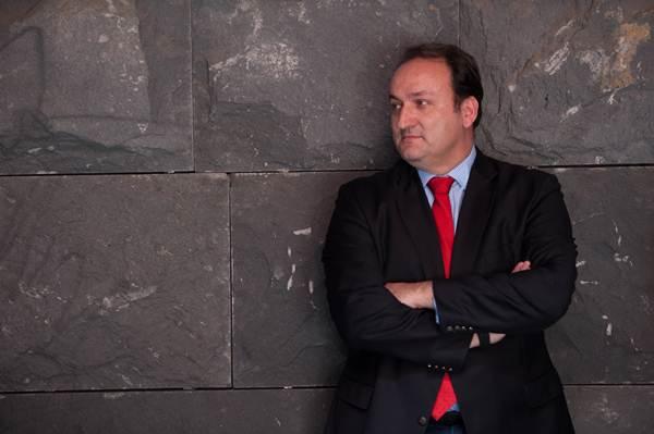 Ricardo Fernández de la Puente. | F. P.