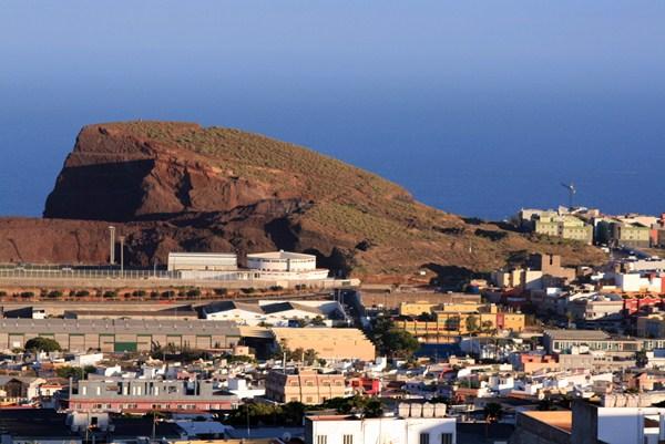 La adecuación de la montaña de Taco será, previsiblemente, uno de los proyectos. / DA