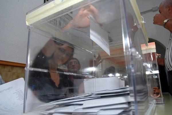Los nuevos representantes municipales se decidirán en las urnas de las elecciones del 24 de mayo. / M. P. P.