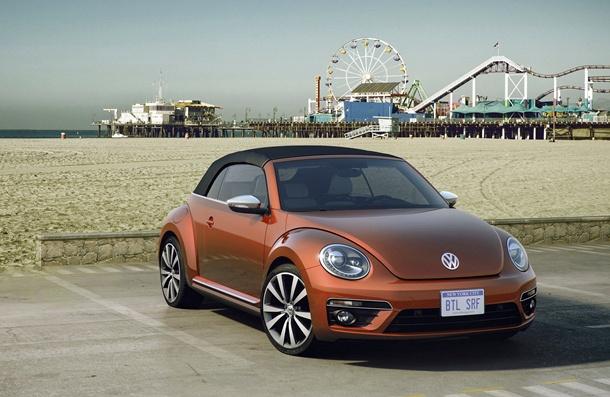 Volkswagen Beetle Wave Cabriolet. | DA