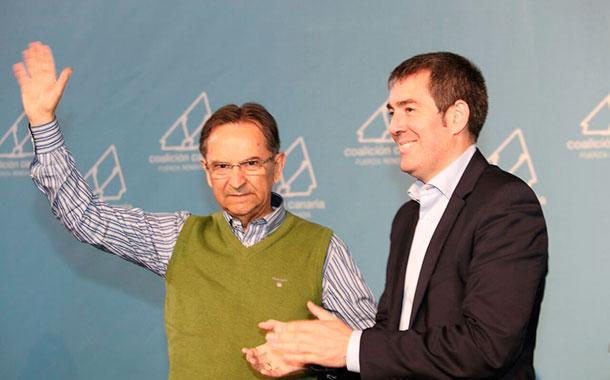 ANTONIO CASTRO Y FERNANDO CLAVIJO