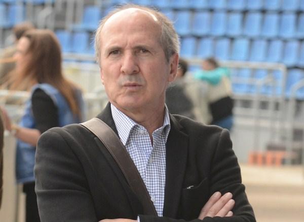 Tente Sánchez, representante de Raúl Agné. / SERGIO MÉNDEZ