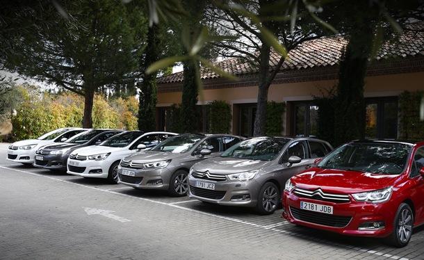 Nueva gama del Citroën C4. | DA